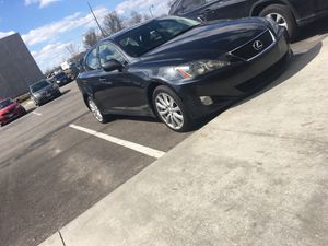 Lexus IS 250 -2007 for Sale in Columbus, OH