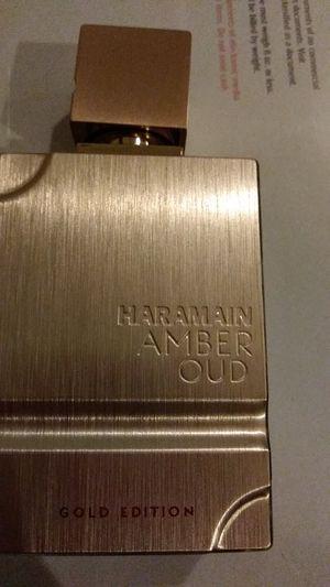 Al Haramain. Amber oud gold edition for Sale in Tacoma, WA
