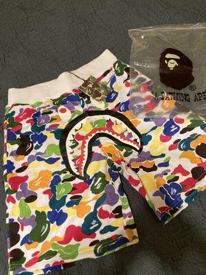 BAPE shorts for Sale in Baton Rouge, LA