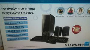 Computer keyboard, speakers and mouse for Sale in Dewey, OK