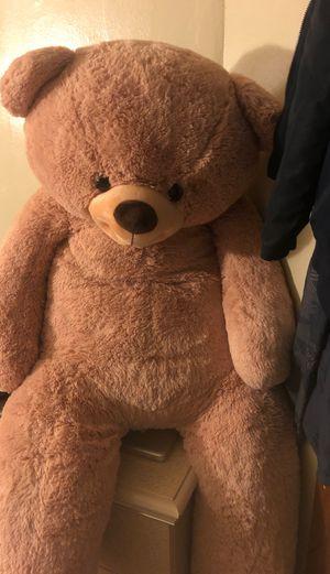 Big teddy bear for Sale in Brooklyn, NY