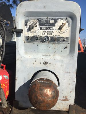 Lincoln SA-200 gas welder for Sale in Bakersfield, CA