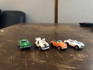 Micro Machine Cars lot of 4 for Sale in Miami, FL
