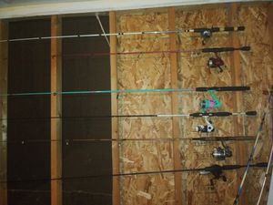 Fishing rod and reel combos for Sale in Indianapolis, IN