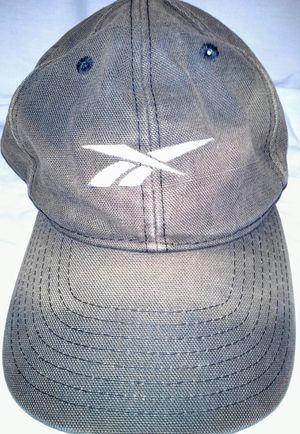 REEBOK Vintage Snapback Chocolate Brown OSFA Cap Hat 100 % Cotton VGC! for Sale in Leesburg, FL