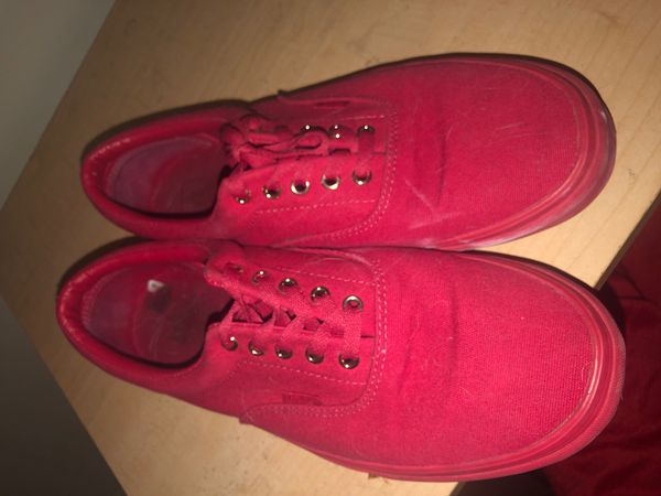 Vans Red Size 11.5 Condition-8