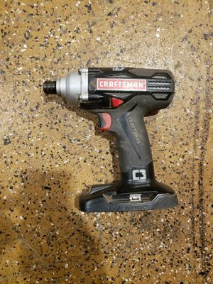 Craftsman 19.2 impac drill for Sale in Lake Elsinore, CA
