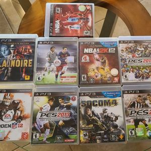 9 Games For PS3 for Sale in Miami, FL