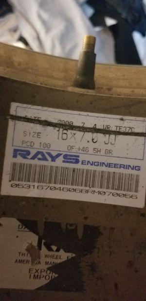 Volks rays te37 for Sale in Seattle, WA