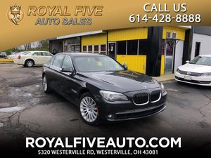 2012 BMW 7-Series for Sale in Westerville, OH
