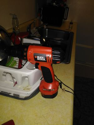 Cordless drill for Sale in Bedford, VA