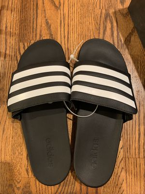 Adidas Slides size 10 for Sale in Tustin, CA