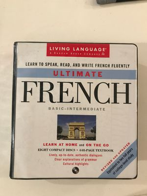 Learn to speak French for Sale in West Richland, WA