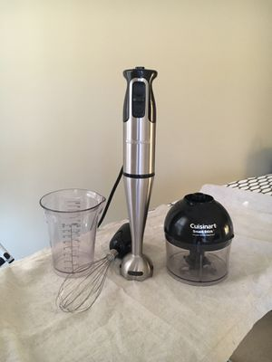 Cuisinart 2-Speed Smart Stick Hand Immersion Blender for Sale in Germantown, MD