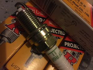 New NGk spark plugs Acura integra gsr 1993 b17a for Sale in Santa Monica, CA