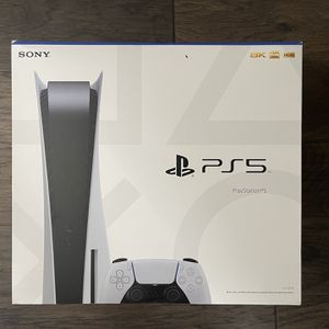 PlayStation 5 (PS5) Disk Version for Sale in Dallas, TX