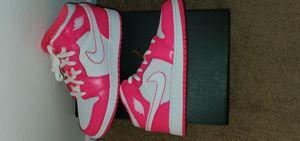 Jordan 1 mid gs hyper pink for Sale in Torrance, CA