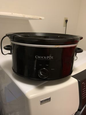 Crockpot for Sale in Capitol Heights, MD