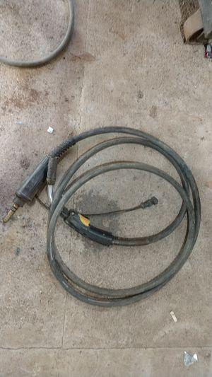 Bernhard 250 amp mig gun. for Sale in Hessmer, LA