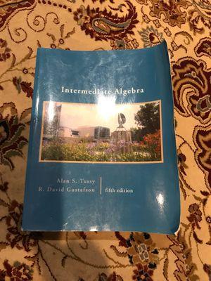 Citrus college math book for Sale in West Covina, CA