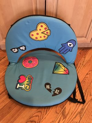 Brand new Kids' chair great for sleep away camp or backyard $20 for Sale in Manalapan Township, NJ