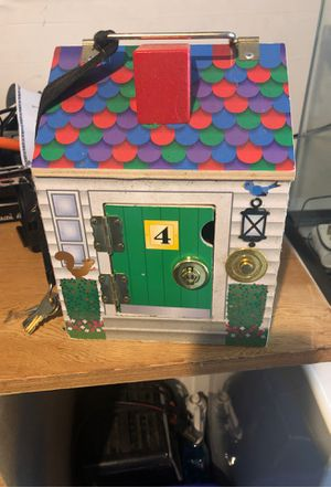 Toy house with keys for Sale in Sumner, WA