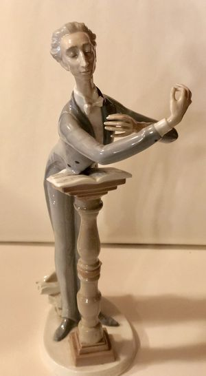Lladro Orchestra Conductor - Authentic and Mint Condition for Sale in Chatsworth, CA
