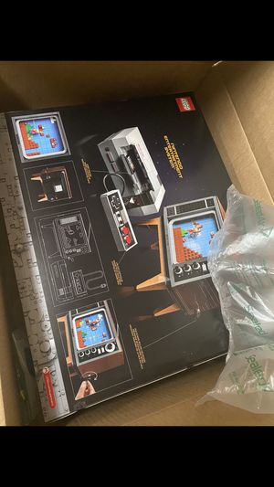 Lego Nintendo Entertainment System (BRAND NEW) for Sale in Arcadia, CA