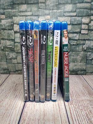 Blu Ray Movie Lot (5 Sealed) for Sale in Vestal, NY