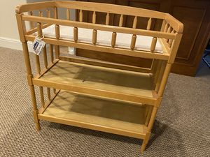 Infant Changing Table for Sale in Norwalk, CT