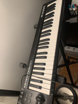 M- audio Keyboard for Sale in Los Angeles, CA