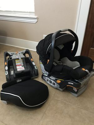 Chicco KeyFit 30 infant car seat for Sale in Dallas, TX