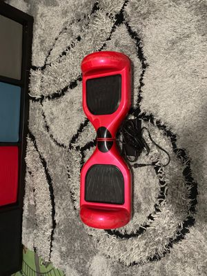 Red mini hoverboard (used) for Sale in Hollywood, FL
