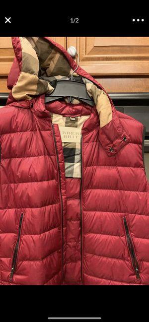 Burberry vest men's xxl for Sale in Chula Vista, CA