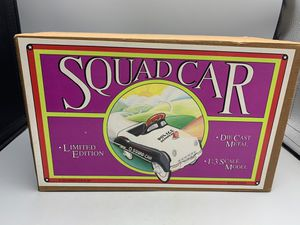 Xonex Cleve Oh 1993 Squad Car Die Cast Metal 1:3 Scale Model for Sale in West Palm Beach, FL