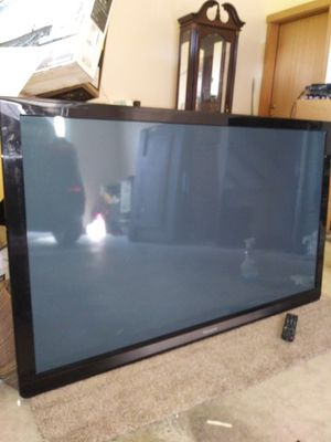60 Panasonic Viera TC60PS34 SMART 3D Plasma TV for Sale in Tacoma, WA