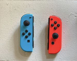 Nintendo switch Joycon controller set for Sale in Baltimore, MD