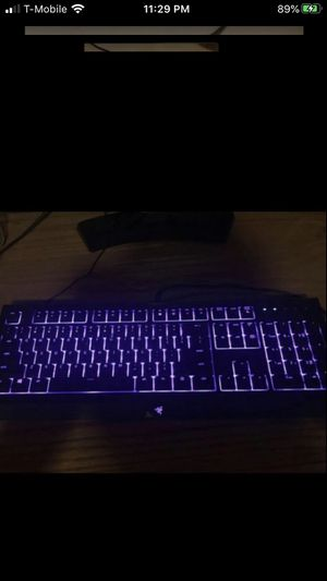 RAZER KEYBOARD AND MOUSE BUNDLE for Sale in Spanaway, WA