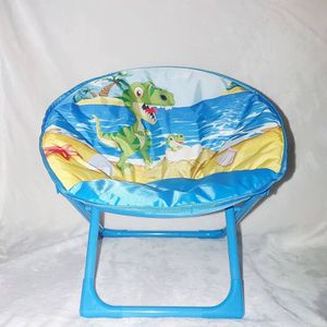 Blue dinosaur fold chair. for Sale in Riverside, CA