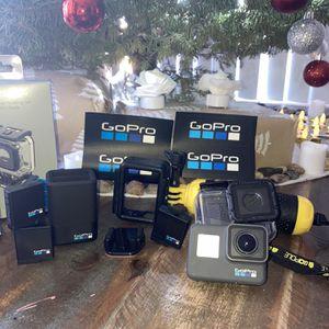 GoPro Hero 6 Black 4K for Sale in San Diego, CA