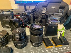 Canon EOS 7D for Sale in Discovery Bay, CA