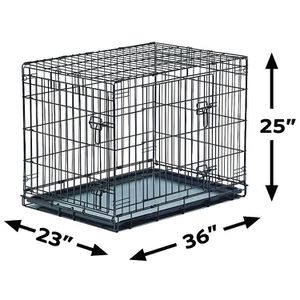 Large Two Door Dog Crate for Sale in Pismo Beach, CA