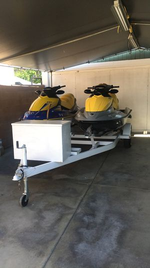 Sea doo jet skis for Sale in E RNCHO DMNGZ, CA