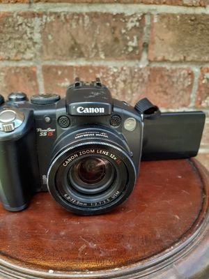 CANON S5is for Sale in Houston, TX
