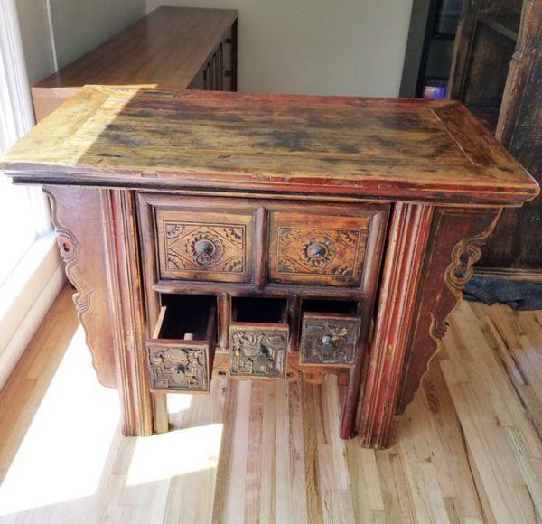 Rustic Computer Desk - Very Unique!!!