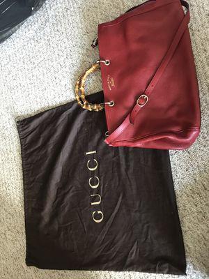 Genuine soft leather Gucci bag for Sale in Medford, MA