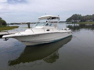 2005 Triton 2690 Walkaround Fishing Boat for Sale in St. Pete Beach, FL