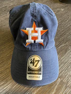 MLB Houston Astros '47 Brand Baseball Cap for Sale in NEW PRT RCHY, FL
