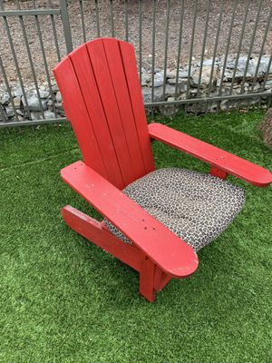 Outdoor pool chair for Sale in San Antonio, TX