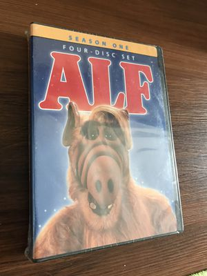 new sealed Alf tv series dvd for Sale in Rolling Meadows, IL
